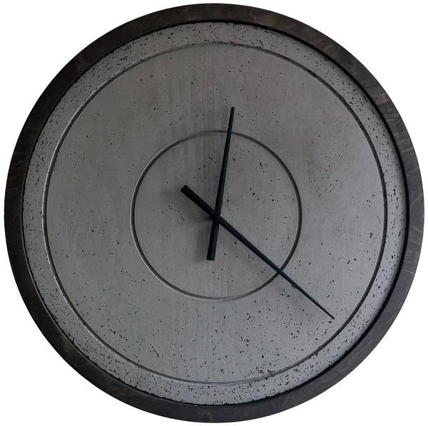 Large Concrete Wall Clock Extraordinary Design Shop At Rawdical Now In 2020 Handmade Wall Clocks Wall Clock Unique Wall Clocks