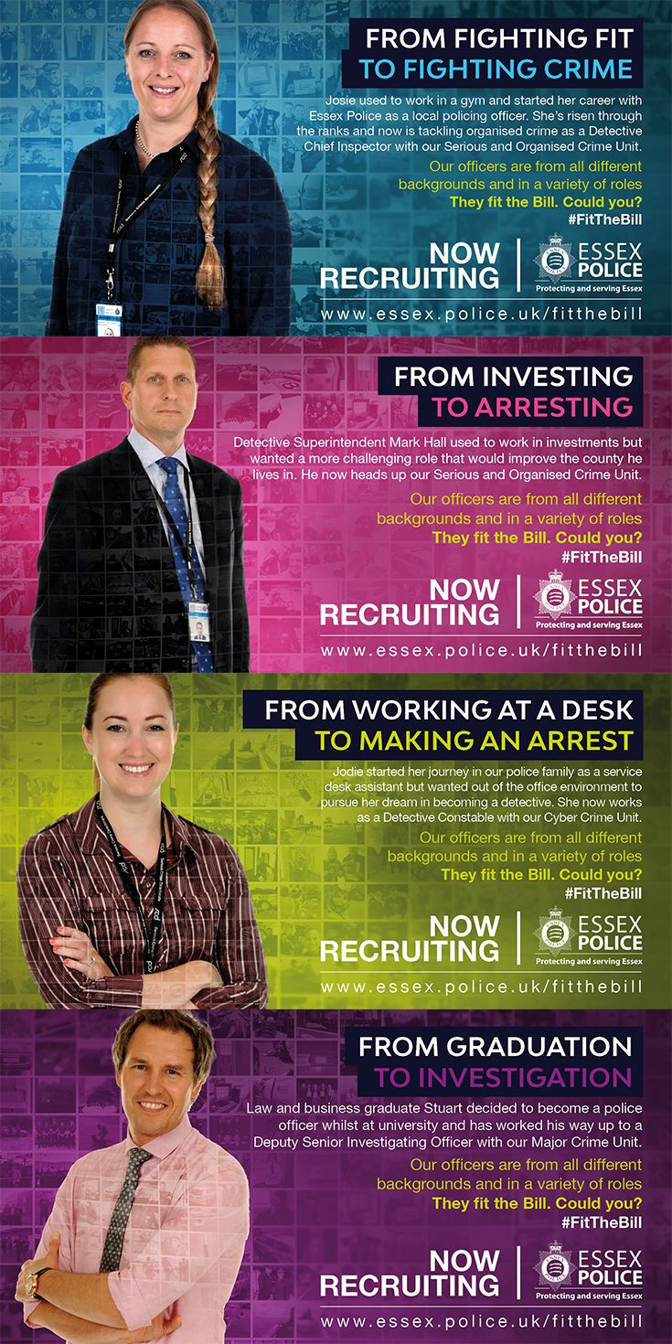 Our officers work in a variety of different roles including in our Serious Crime Directorate with roles in the  Serious and Organised Crime Unit, Cyber Crime Unit and Major Crime Unit. They fit the bill, could you?