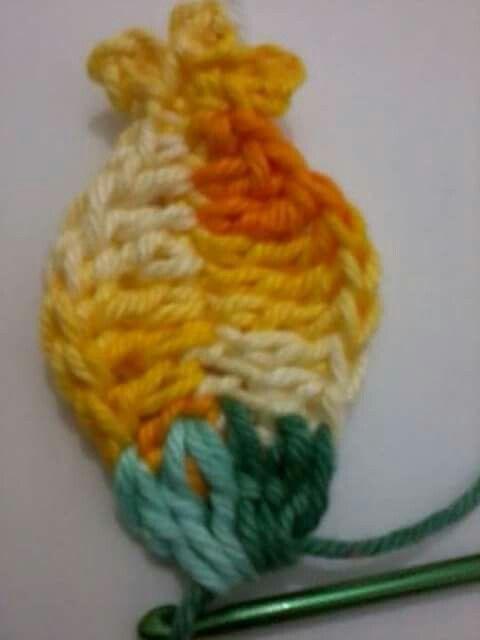 66 besten Crochet solo flores Bilder auf Pinterest | Häkelideen ...