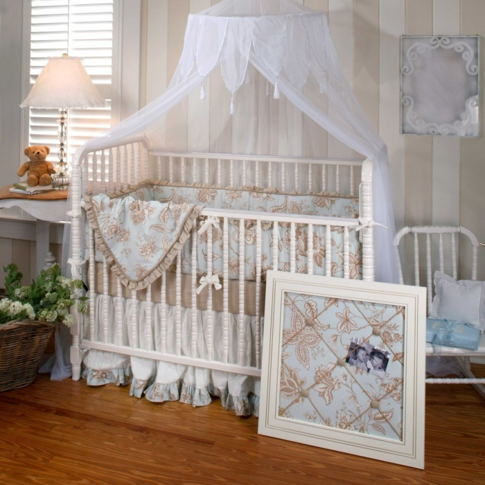 canopy over crib & 10 best crib canopy images on Pinterest | Baby cribs Cots and ...