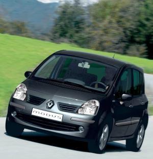 Renault Modus dCi