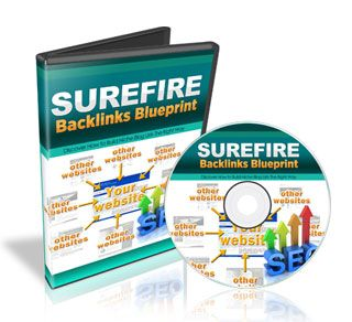 SureFire Backlinks Blueprint - The surefire backlinks blueprint is a 6 part video series explaining how to get quality backlinks and using them to rank high in Google, Bing and Yahoo.