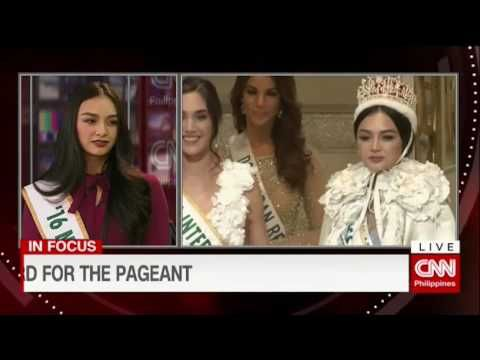 Miss International Kylie Verzosa had depression – and is now a mental health advocate - CNN Philippines