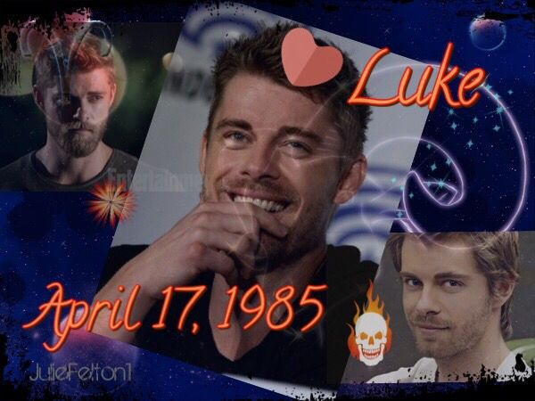 Luke Mitchell 4/17/1985 Aries