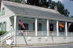Jacques Guibourd Historic House - Guibourd Valle House  Ste. Genevieve, Missouri