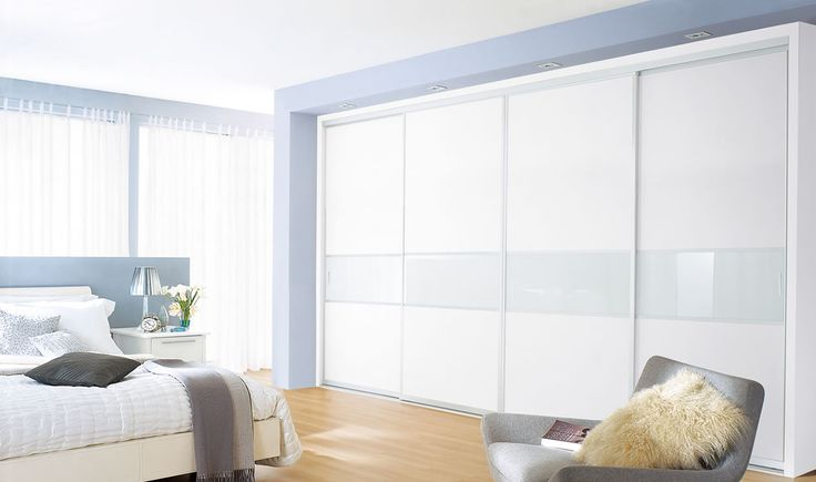 white with ice white glass bedroom furniture creates a
