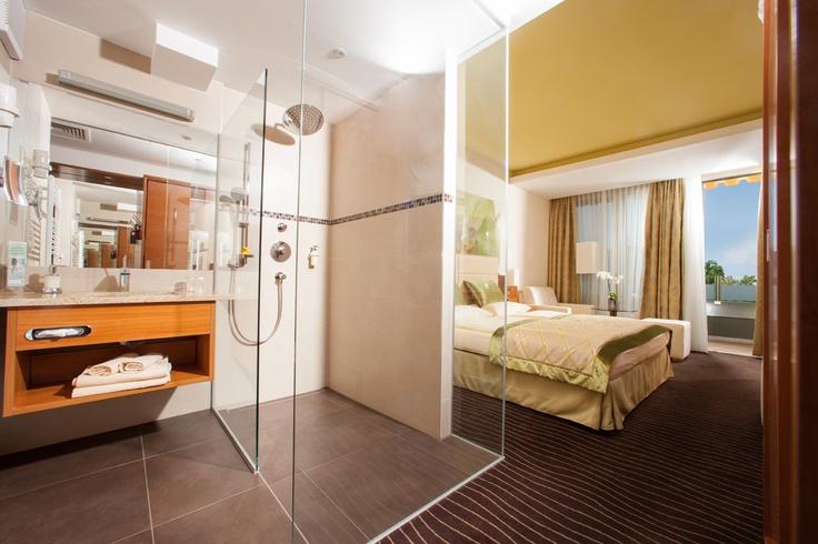 Zimmer im Thermenhotel Vier Jahreszeiten in Loipersdorf bei Fürstenfeld
