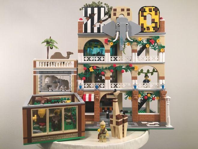 LEGO Ideas - Modular Zoo