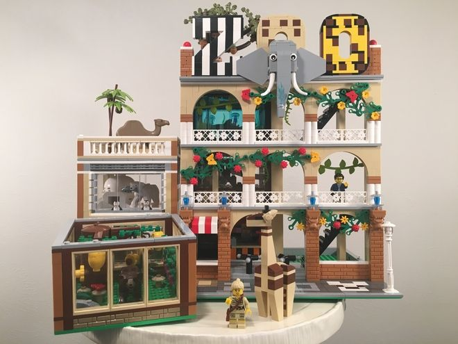 LEGO Ideas - Modular Zoo