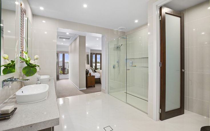 The Franklin Home - Browse Customisation Options | Metricon (Ensuite)