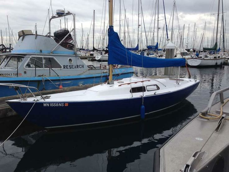 1971 Marieholms Bruk international Folkboat IF located in Washington for sale | Sailing Ships ...