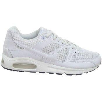 Nike Air Max Command men's Running Trainers in white: Nike Air Max Command men's Running Trainers in white #UKOnlineShopping #UKShopping