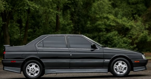 1991 Alfa Romeo 164S For Sale Side