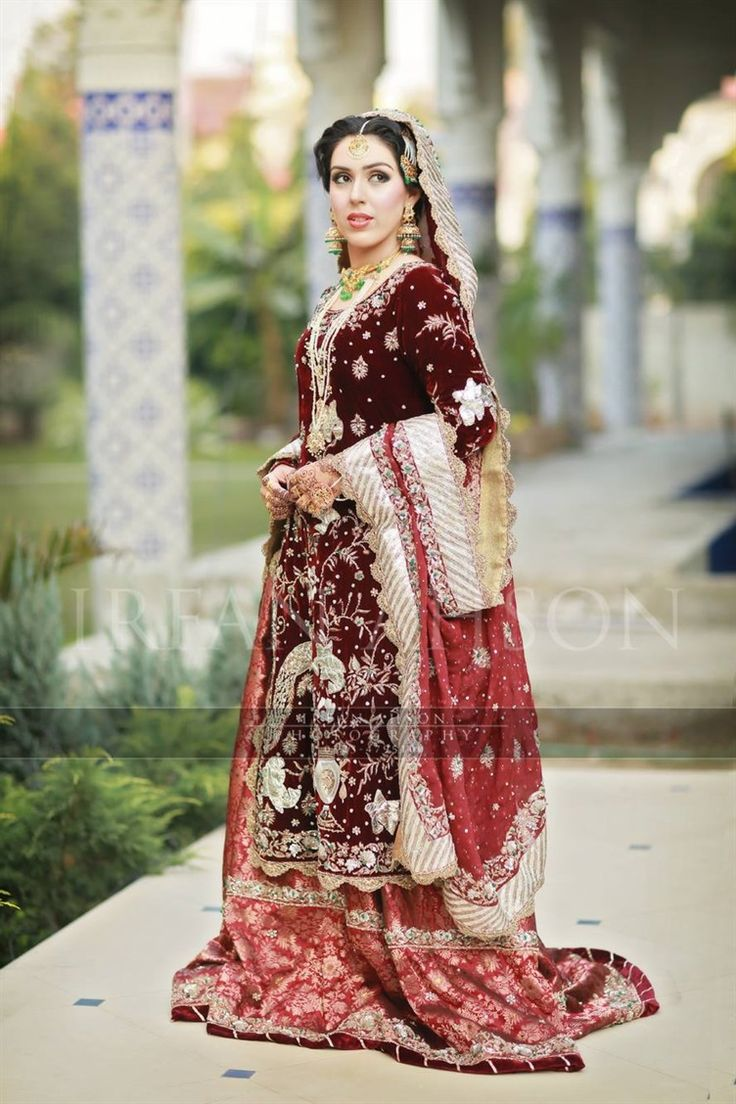 162 best dress inspirations for wedding images on pinterest 51 inspirational red pakistani bridal outfits by irfan ahson photography ombrellifo Gallery