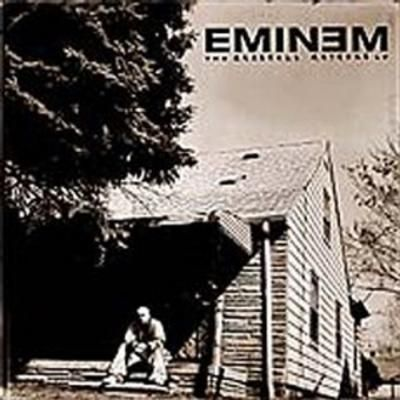 The Marshall Mathers LP - Eminem [VINYL] I neeeed it