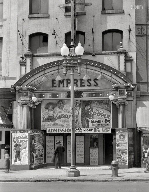 The Empress: 1939