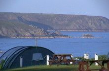 Chy Carne Camping and Touring Park, Helston, Cornwall | Campsite Reviews and Offers | Pitchup.com