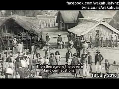 Part 3 of 3 The tribal history of Taranaki