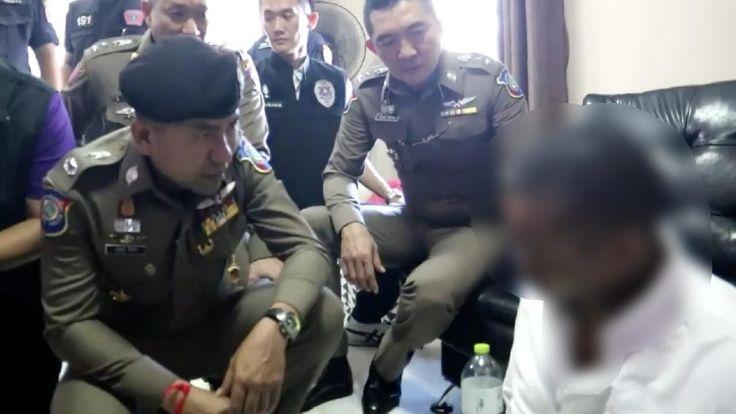 ICYMI: Photos: Nigerian international cocaine dealer arrested in Bangkok #News