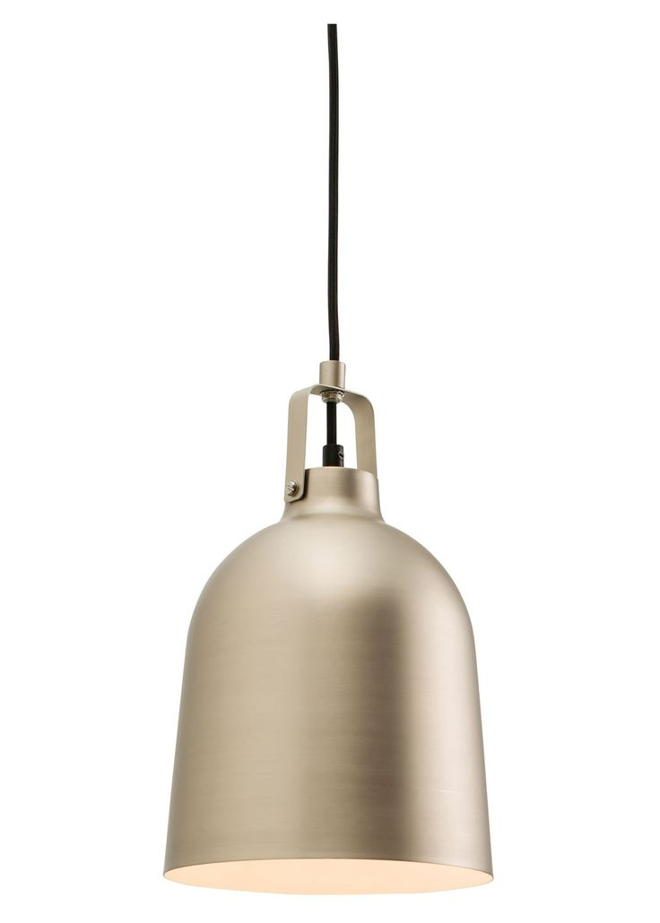 Endon lazenby pendant ceiling light nickel