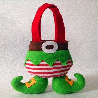 Aliexpress.com: Comprar 4 unids/lote genio Hot bolsa de regalo Navidad niza ornamento de la Navidad Navidad caramelo Party box fuentes de caja de perro fiable proveedores en Global Trade Retail Store
