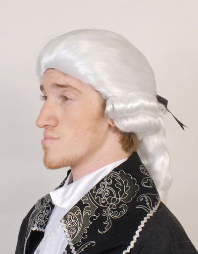 WY1043 CAPTAIN COOK WIG