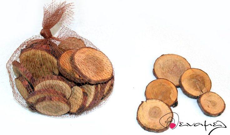 Φέτες κορμός δέντρου 4-6εκ  Η τιμή αφορά συσκευασία 2 τεμαχίων περίπου   ΔΙΑΣΤΑΣΕΙΣ: 4-6 cm