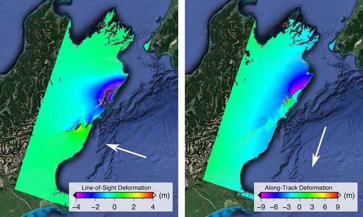 NASA says 2016 Quake Study may alter Earthquake Hazard Models