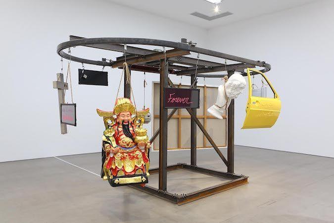 "Yan Lei's ""Ecstasy + Dose"" at Boers-Li Gallery, Beijing"