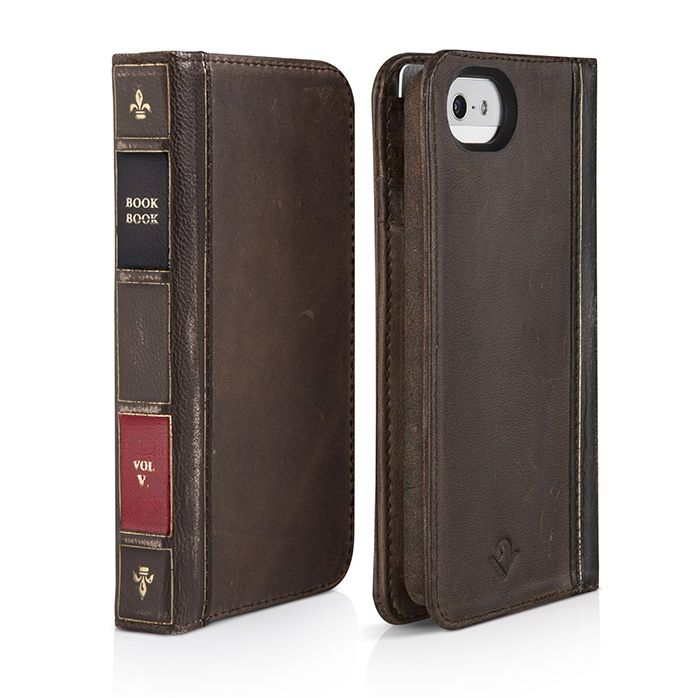 Book-style iPhone covers: Twelve South BookBook for iPhone