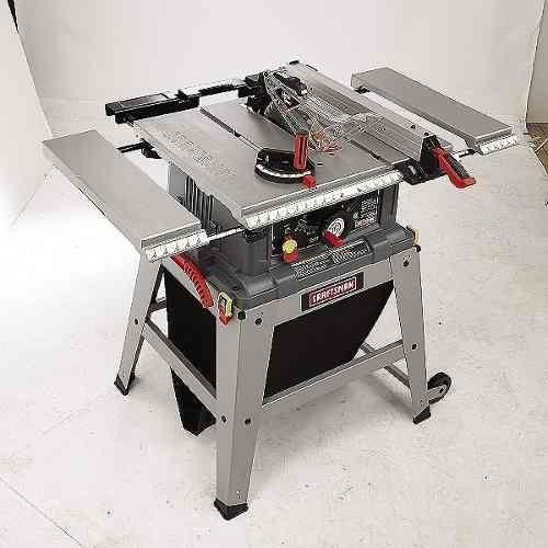 craftsman sierra de mesa de 10 in laser track envio gratis