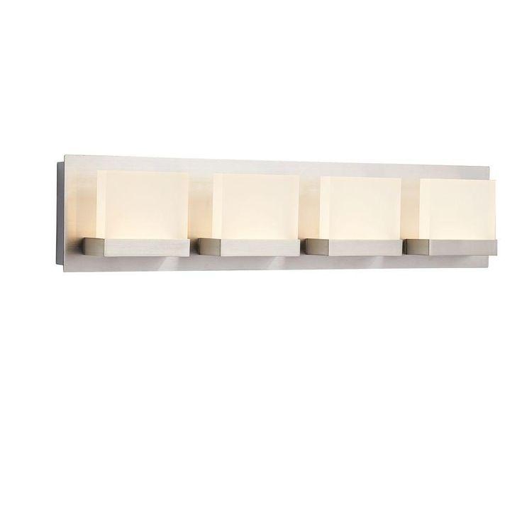 Best 25 led bathroom lights ideas on pinterest mirror with led lights waterproof led lights Bathroom light fixtures chicago