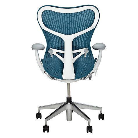 Hermann Miller - Mirra 2. moffice.dk. #design #ergonomi #kontorstol #stol #kontor #indretning