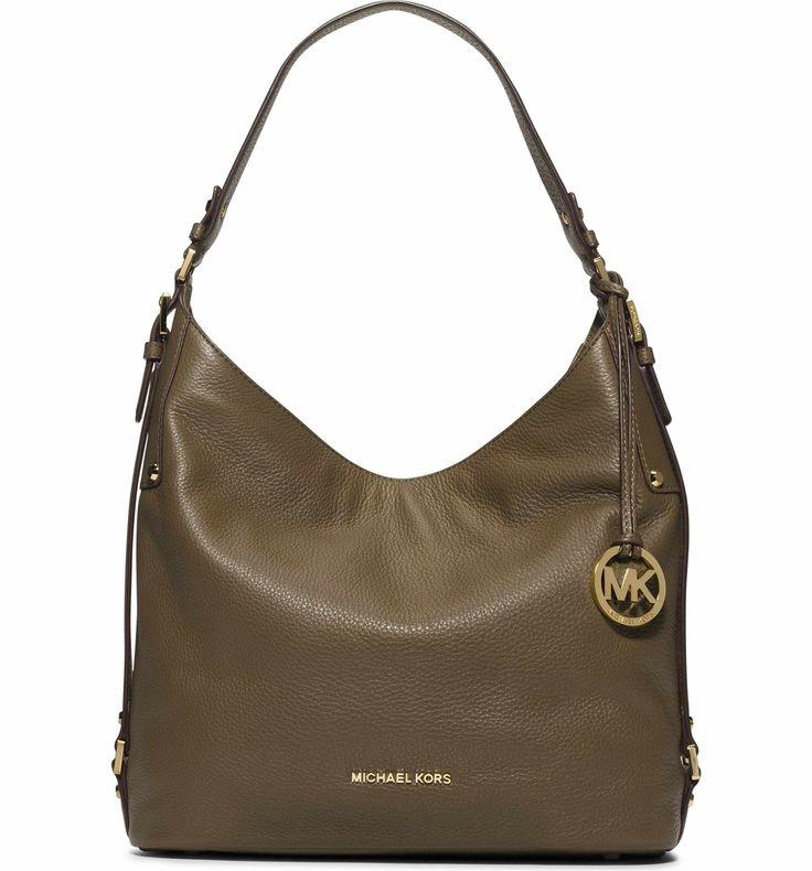 Main Image - MICHAEL Michael Kors 'Large Bedford' Shoulder Bag