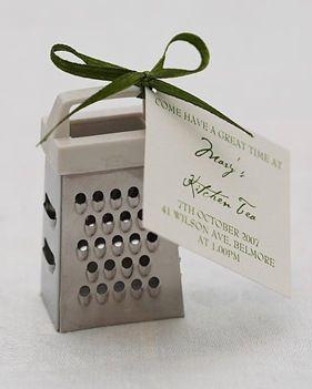 Lembrança de chá de cozinha - já na ARTEGIFT !