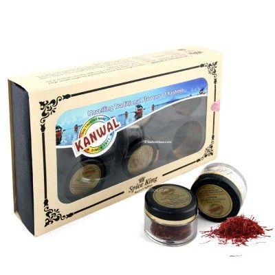 Kanwal Pure Kashmir Saffron (Pack of 6)