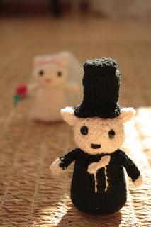 #Crochet #Bride #Groom #Wedding #Amigurumi #Amigurumiwedding