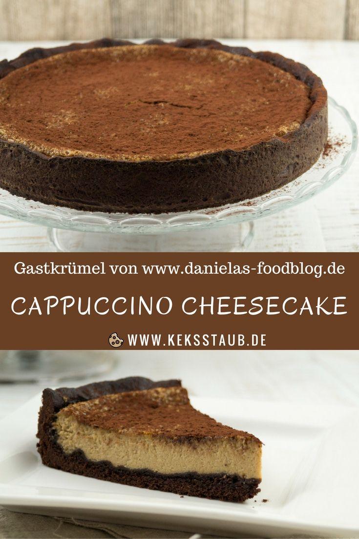 (histaminarmer) Cappuccino-Cheesecake von danielas foodblog