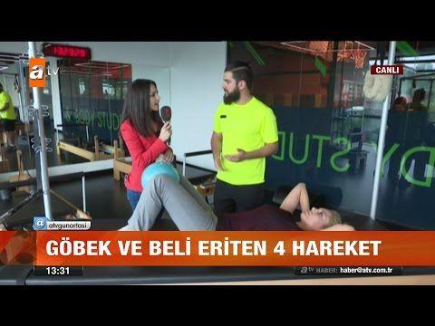 Göbek Eriten 6 Hareket - YouTube