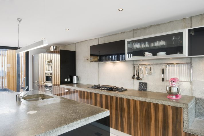 Interior House Extension Kitchen  copyright: Shomera