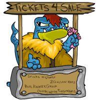 Tickets 4 sale