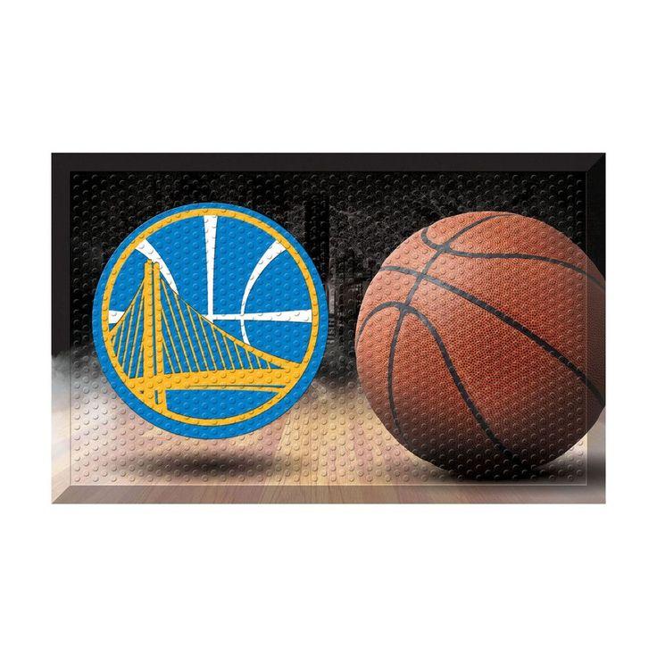 Golden State Warriors Home Floor Mat