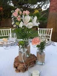 Resultado de imagen de decoracion mesas bodas vintage