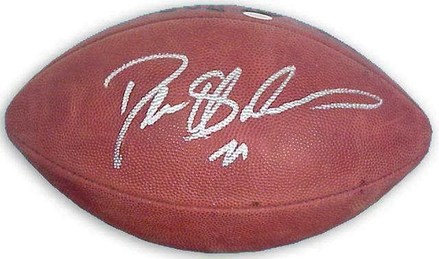 buy online d263c ad259 Deion Sanders Autographed Football Fanatics Authentic ...