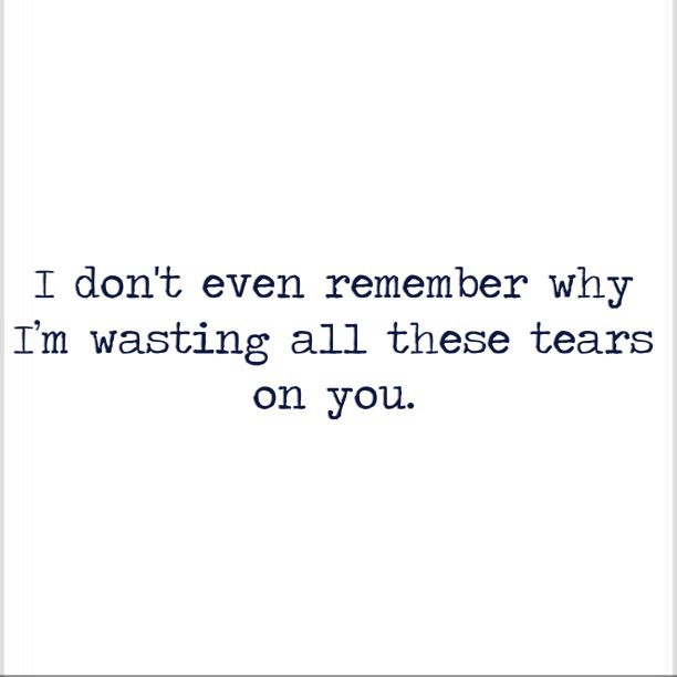 Its all tears lyrics