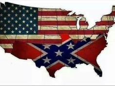 The South should have the right to wave that flag, who am I to say they can't?