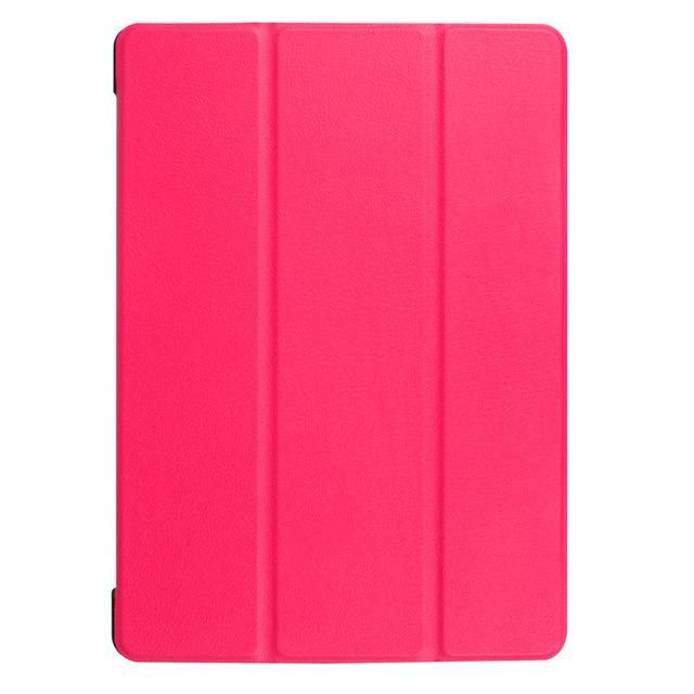 Smart Case For Huawei MediaPad T3 10 AGS-L09 AGS-L03 9.6 inch Cover Funda Tablet for Honor Play Pad 2 9.6 Stand PU Case+Film+Pen