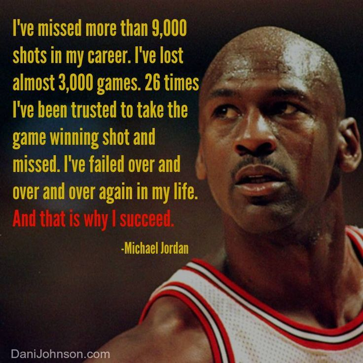Michael Jordan Quotes: 95 Best Motivation And Inspiration Images On Pinterest