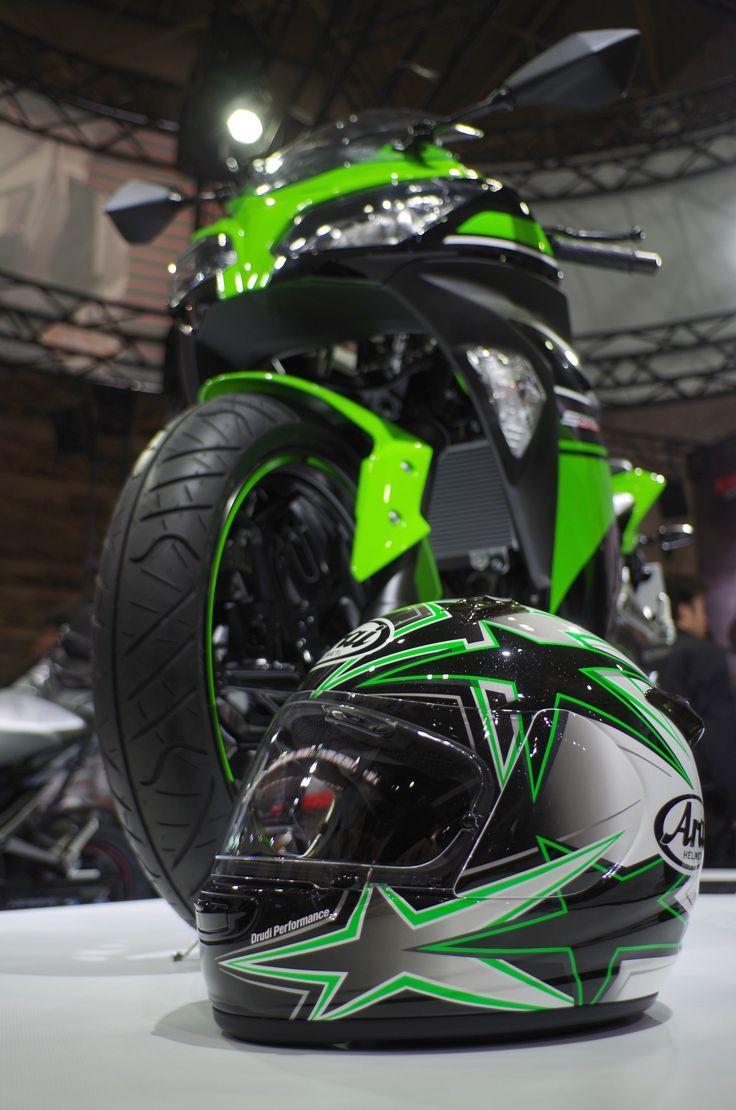 Big bike sticker design - Kawasaki Ninja 250r Motorcycles Kawasaki Ninja