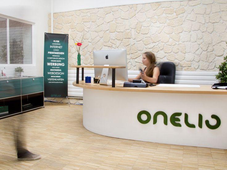 Empfang #onelio #werbeagentur #agentur #werbung #düsseldorf #design